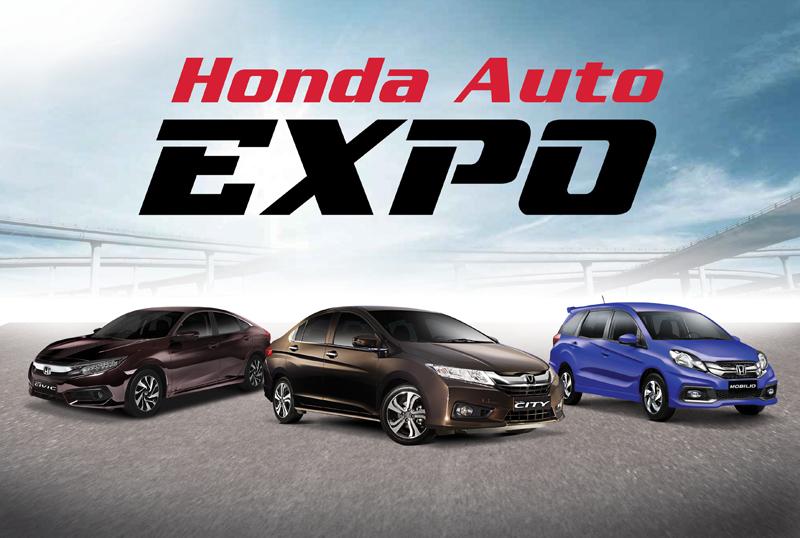 Honda Auto Expo