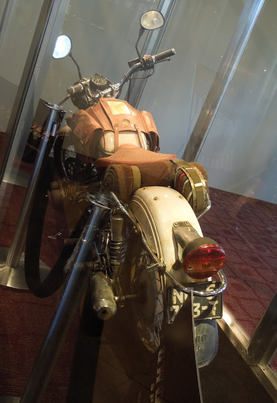 Ghost Rider 2 movie motorbike