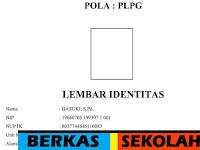 Berkas Persyaratan Sertifikasi Tahun 2016 Pola PLPG
