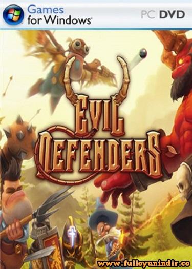 Evil Defenders - RELOADED