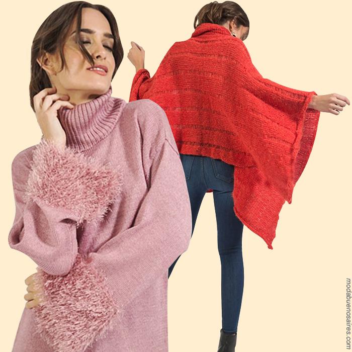 MODA OTOÑO INVIERNO 2019 │Colección La Cofradía otoño invierno 2019 │ abrigos otoño invierno 2019 mujer.