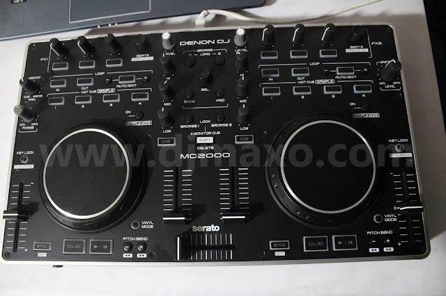 Contactar con DJ Maxo