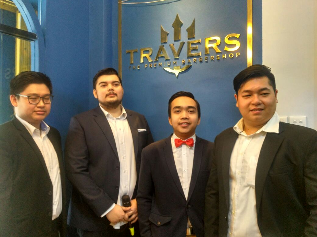 Travers Barbershop Kini Hadir di Jakarta 6dcd0917c5