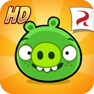 Bad Piggies HD Apk 2.3.3 (Power Up/Unlock/Ad-Free)