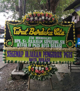 Toko Bunga Jatiasih Bekasi - Turut Berduka Cita