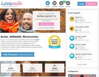 Sito Lovepedia