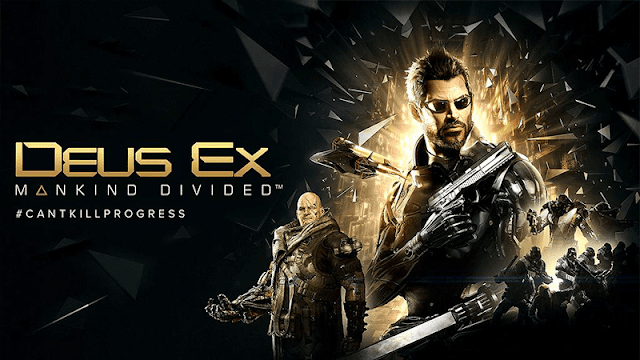 Deus Ex Mankind Divided (PC) CPY - Completo PC Torrent