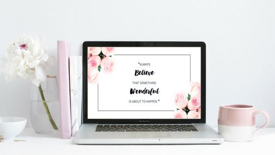 Aniversário do blog // Freebies para decorar sua casa e seu desktop