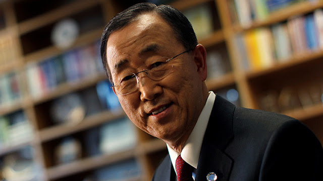 Medios surcoreanos acusan a Ban Ki-moon de aceptar sobornos