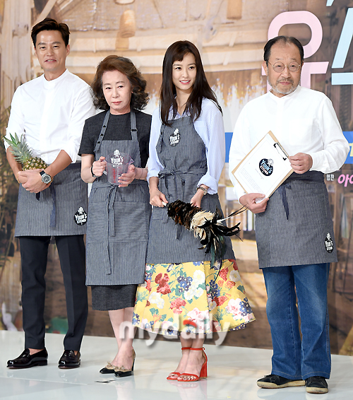 《尹食堂》開拍第二季 這次要到哪裡開餐廳呢!?