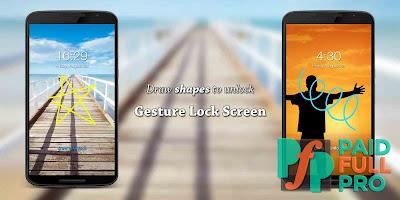 Gesture Lock Screen Pro APK