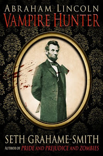 """News: Edicao especial """"Abraham Lincoln: cacador de vampiros"""". 19"""