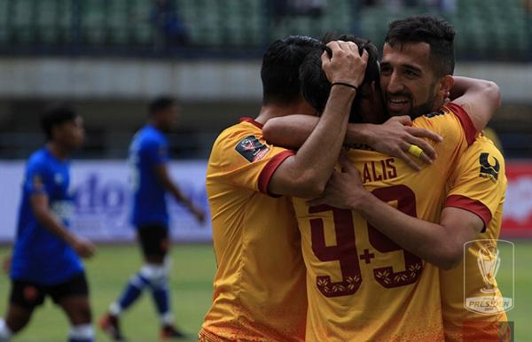 Menang Saja Belum Cukup untuk Sriwijaya FC, Eh Kenapa?