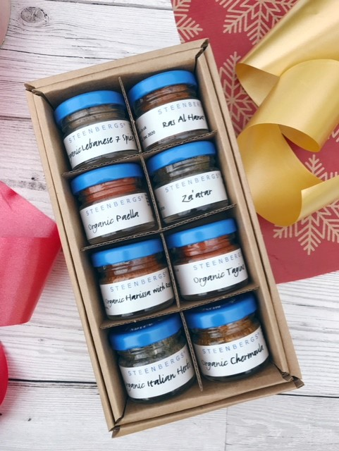 gift boxes spices