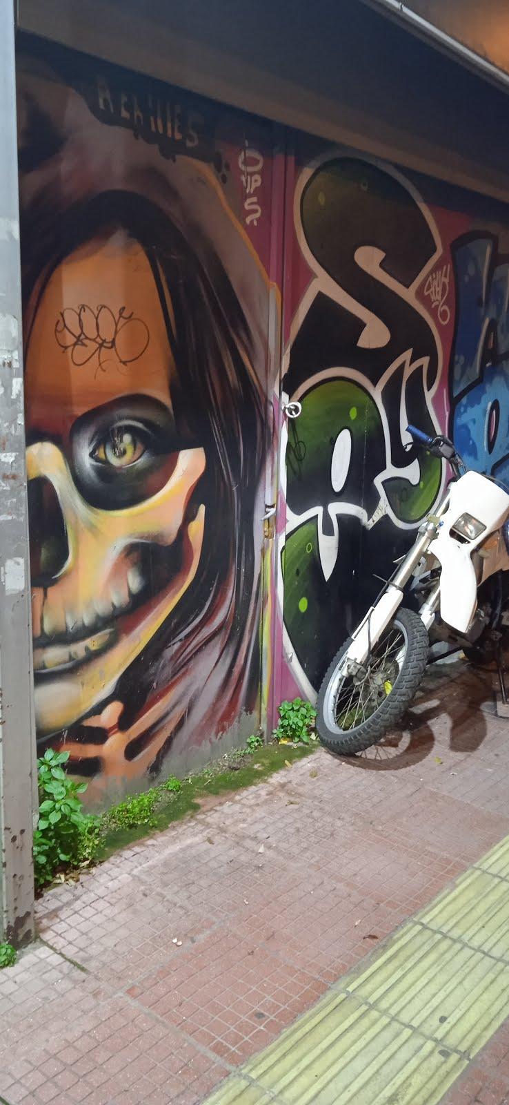 Athens grafity 8/1/21