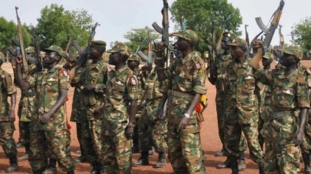 Shocking! South Sudan Allows Soldiers to R*pe Women As Salaries - UN Makes New Revelation