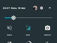 System UI Dark For Samsung J1 (J100H)