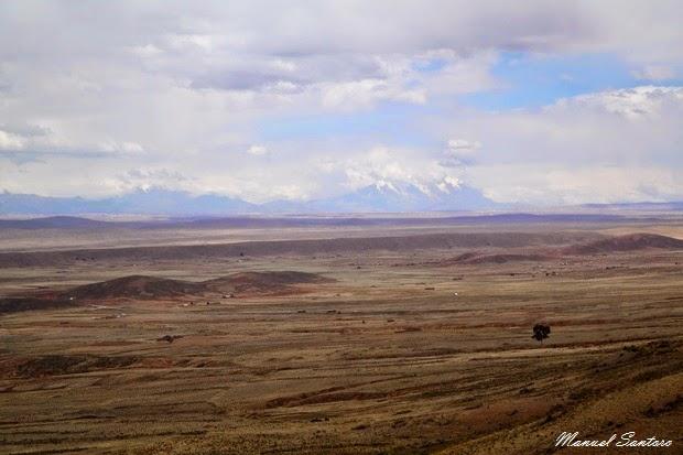 Sulla strada per La Paz