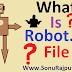 Blogger Mai Robot.txt File Kya Hai