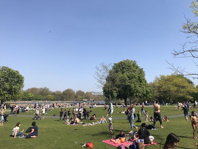 Hyde Park, memorial da Princesa Diana