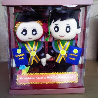 Boneka Flanel Cocok Untuk Pilihan Kadomu Utopia Pertanian Nusantara