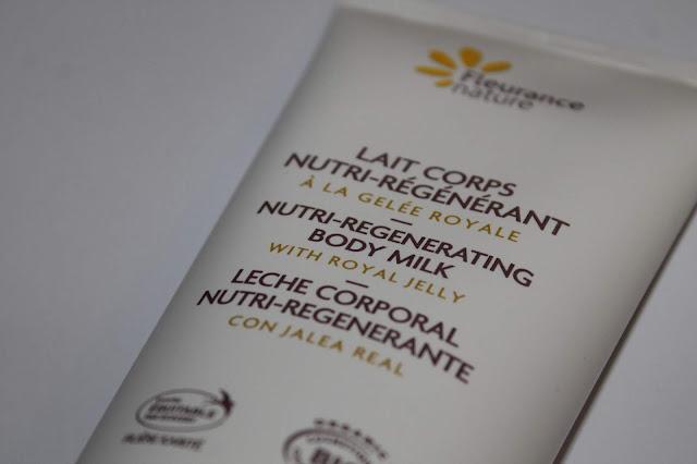Lait Corps Nutri-Régénérant à la Gelée Royale - Fleurance Nature