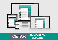 Cetar High CTR Responsive Blogger Template