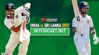 India v Sri Lanka Test Series