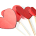 Valentine hearts - DIY. Walentynkowe serduszka