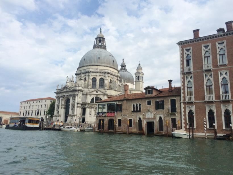 Venice canal tour
