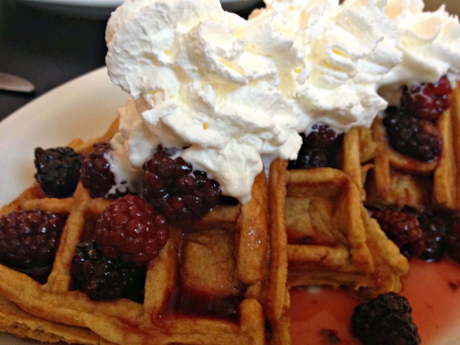Eating ABQ: Tia B's La Waffleria