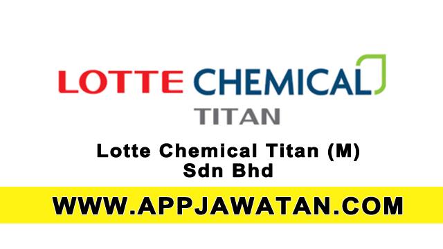 Lotte Chemical Titan (M) Sdn Bhd