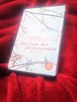 """Die Frau des Zeitreisenden"", czyli ""Żona podróżnika w czasie"" Audrey Niffenegger, fot. paratexterka ©"