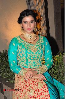 Actress Mannara Chopra Pictures at The Wedding Vows Fashion Show  0003.JPG