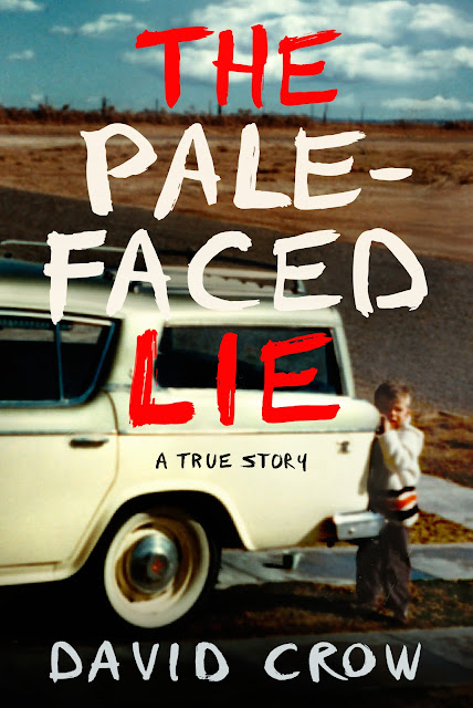 Pale Faced Lie Book Cover for a Book Review and Giveaway post