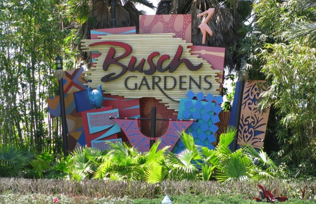 Fun things to do with kids: Busch Gardens - Tampa, Florida