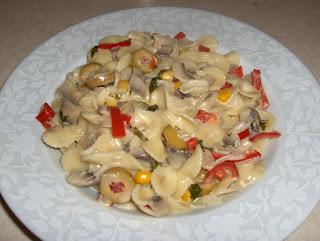 Pasta Carbonara with Sujuk (Sucuklu Makarna Karbonara)