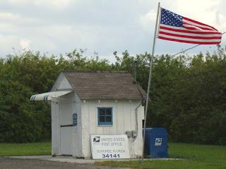 Oficina postal de Ochopee