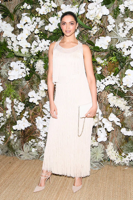 Deepika Padukone stuns in Ralph Lauren at New York Fashion Week