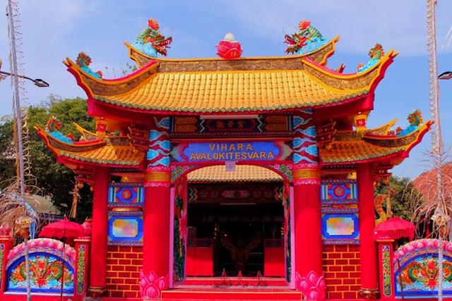 Obyek Wisata Avalokitesvara di Pamekasan - Madura