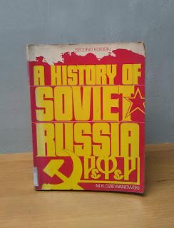 A HISTORY OF SOVIET RUSSIA, MK Dziewanowski