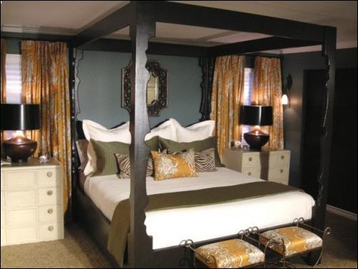 Old World Bedroom Design Ideas – English Bedroom Design