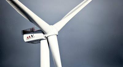 El 'macromolí' de vent danès trenca rècords en generació d'energia