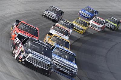 Harrison Burton: No. 51 DEX Imaging Toyota #NASCAR