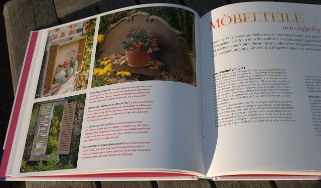 Gartendeko-Buch