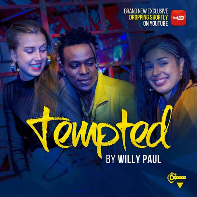 Willy Paul Msafi - TEMPTED