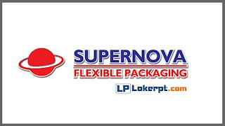 Lowongan Kerja PT Supernova Flexible Packaging Cikarang