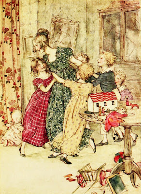 ilustratie Christmas Carol - Charles Dickens