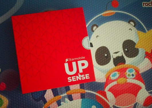 Unboxing: Starmobile UP Sense phone + giveaway!