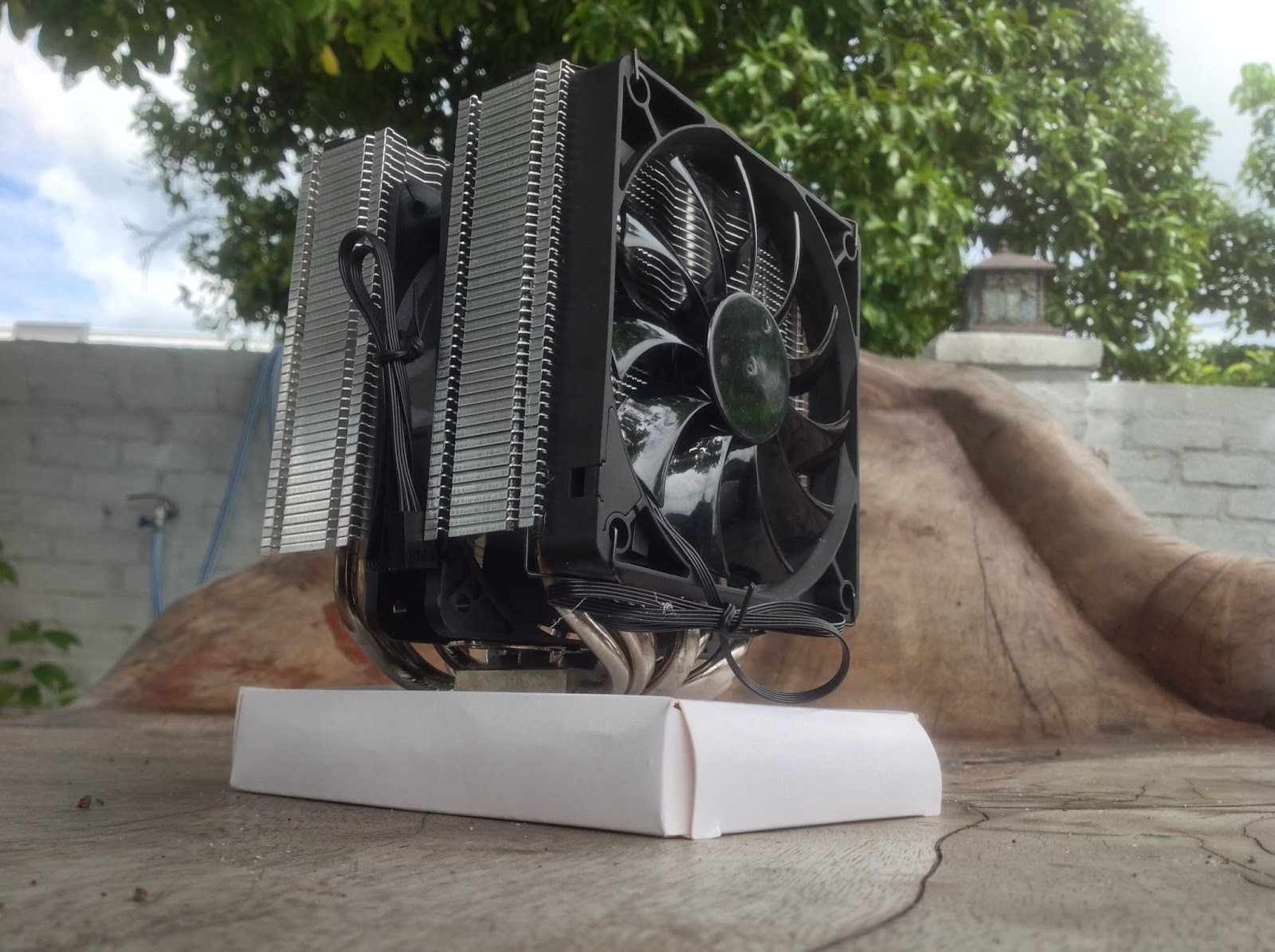 Gelid Solutions The Black Edition CPU Cooler Review 1